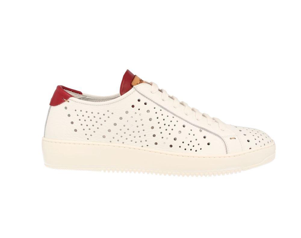图片 Roberto Botticelli - 白色皮运动鞋