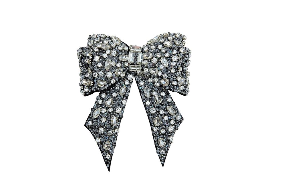 圖片 Madiso - 水晶綴串珠鞋飾
