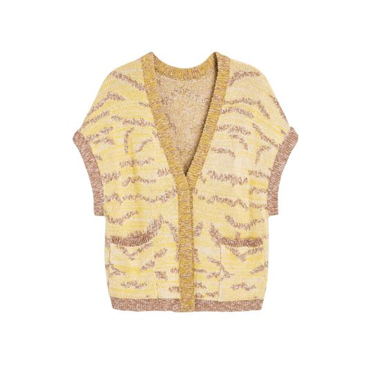 Picture of Maison Ullens - Yellow Sweater