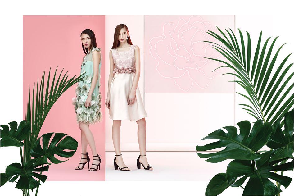 THE SWANK 2018春夏女裝系列