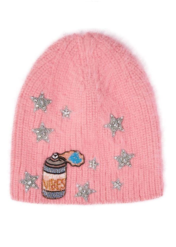 圖片 Jennifer Behr - 粉紅色冷帽