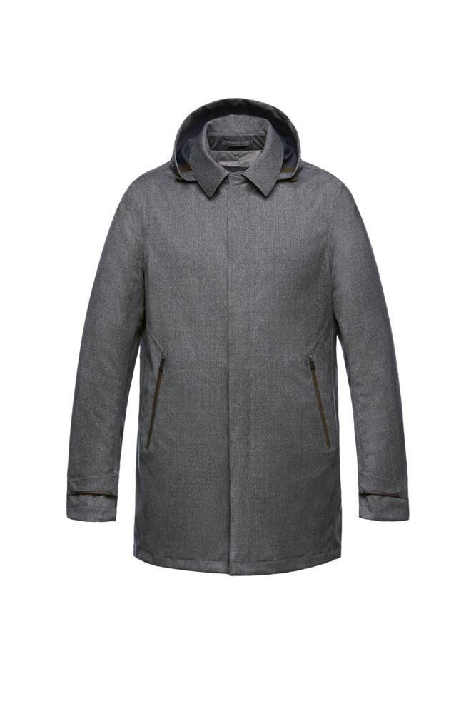 Picture of Herno Laminar - Grey jacket