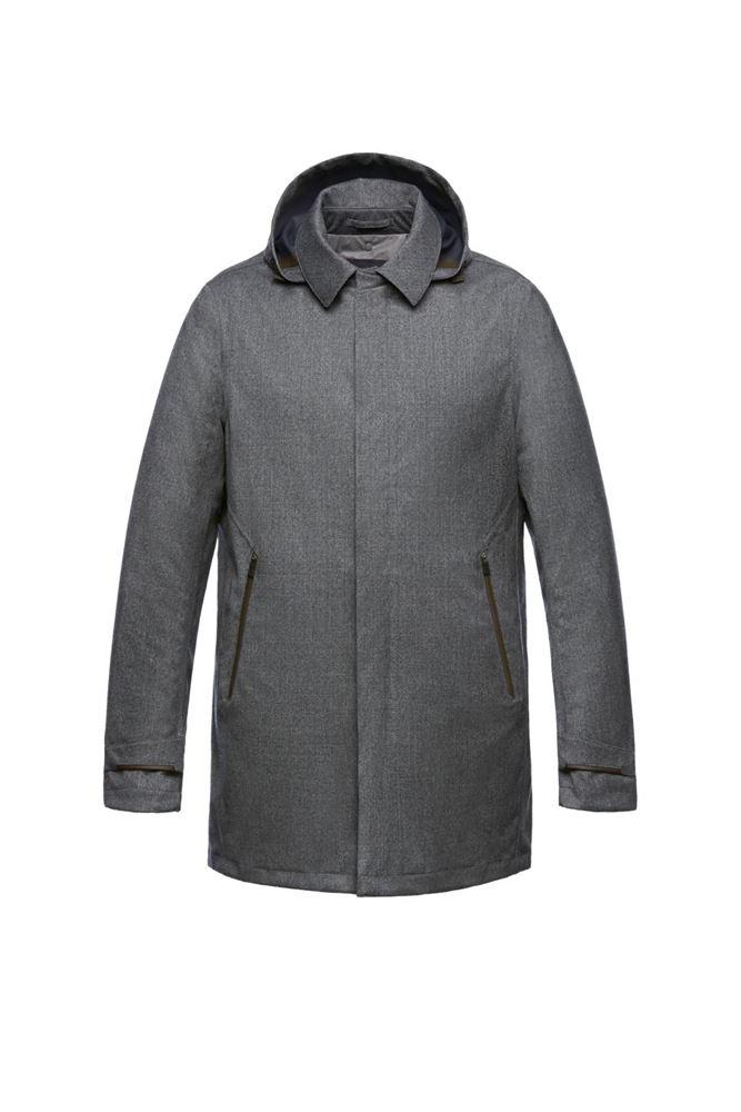 图片 Herno Laminar - Grey jacket