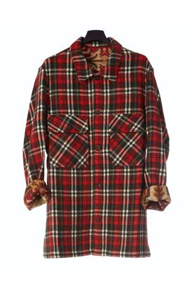 圖片 Pierre-Louis Mascia - Red checked jacket