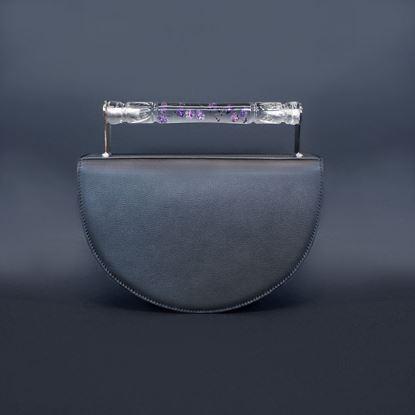 图片 AEVHA - Silver Hevemoon Clutch