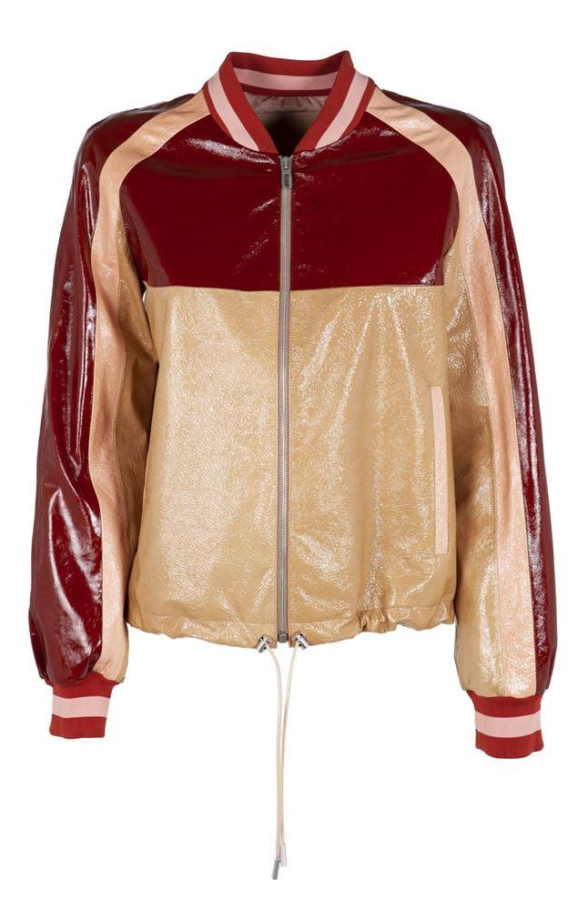 圖片 DROMe - Leather Jacket