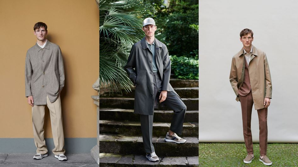 CORNELIANI SPRING SUMMER 2020 COLLECTION