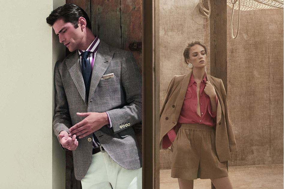 Brunello Cucinelli SS20 Collection
