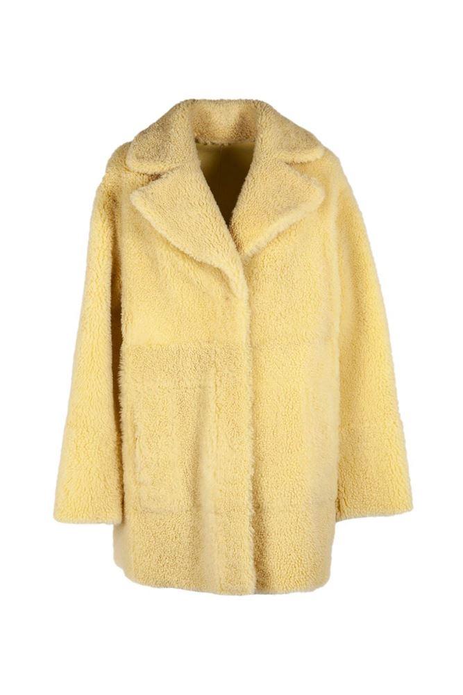 图片 DROMe - Lacon Curly Shearling  Coat