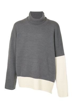 图片 Sulvam - Colour Block Jumper