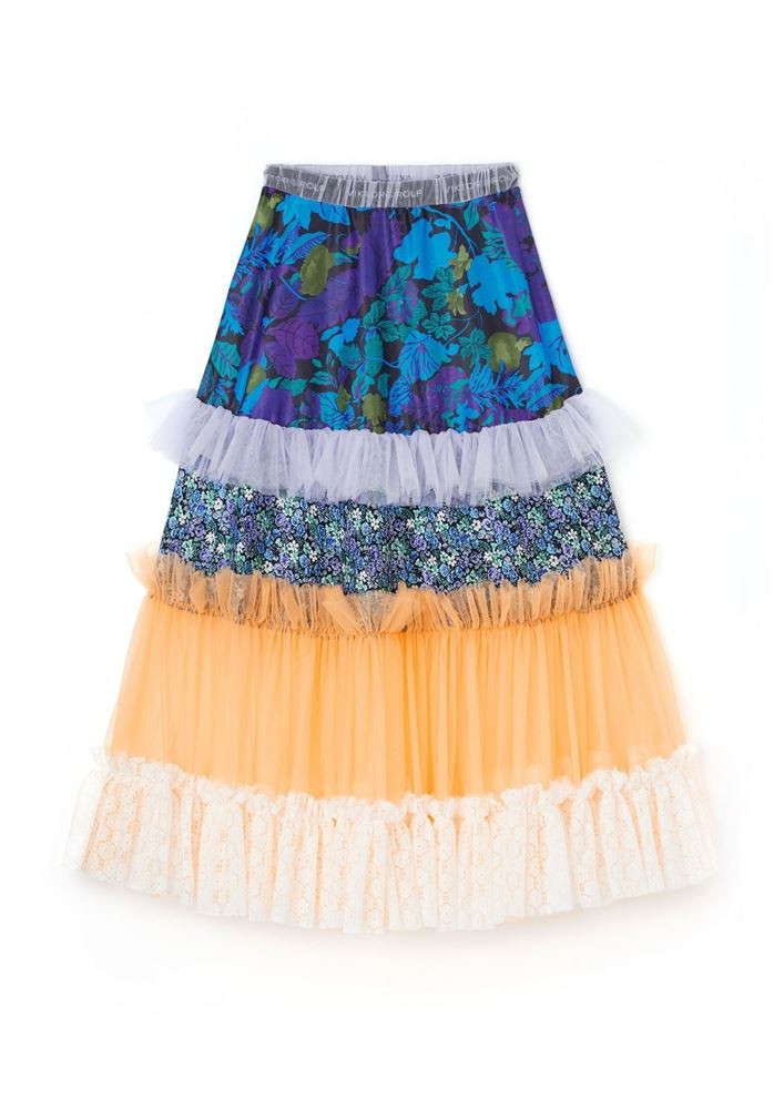 Picture of Viktor & Rolf - Lost&Found Tulle Skirt