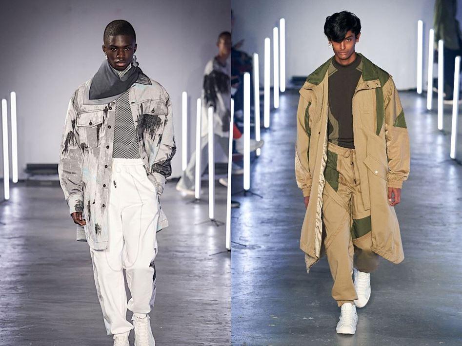 Feng Chen Wang Autumn Winter 2020 collection