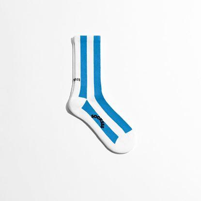 Picture of Stripe Tennis Socks