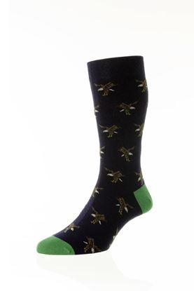 Picture of Halia Eagles Socks Short