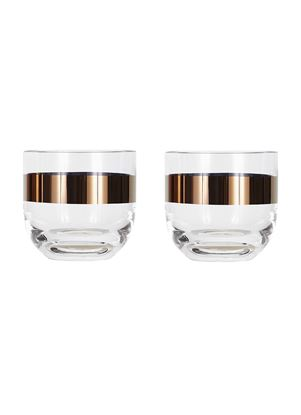Picture of Tank Whiskey Glasses
