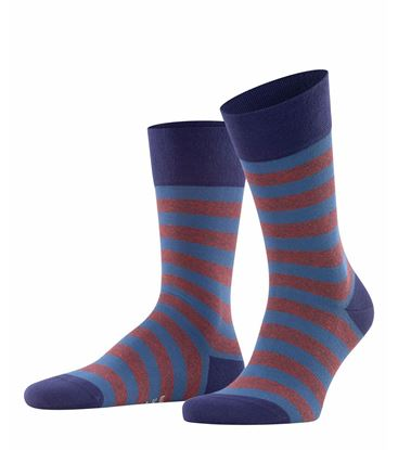 Picture of Sensitive Mapped Line Sock - Short