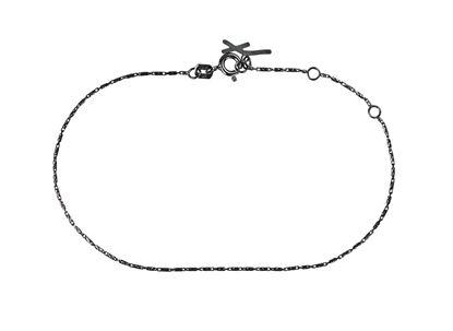 Picture of Lume Black Bracelet 20Cm 1.56G