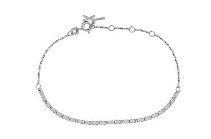 Picture of Piatto White Bracelet 18Cm 2.5G