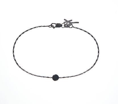 Picture of Onice Black Bracelet 17.7Cm 1.52G