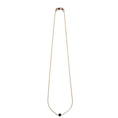 Picture of Onice Rose Gold Necklace 38.5Cm 2.49G