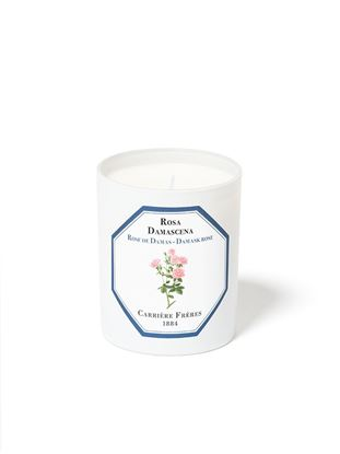 Picture of Demask Rose Scented Candles - 185G