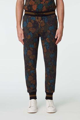Picture of Multicolour Floral Print Track Pants