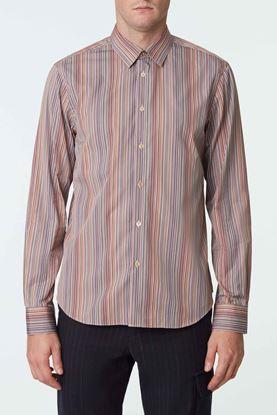 Picture of Multicolour Stripe Shirt