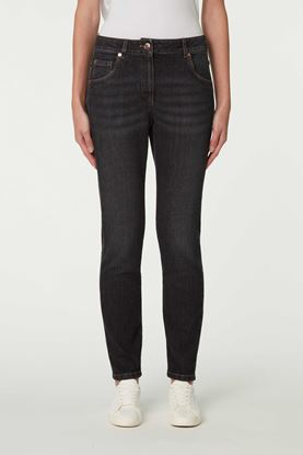 Picture of Black Skinny Fit Jeans