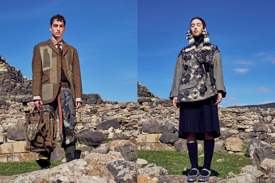 Antonio Marras Fall-Winter 2021 Collection