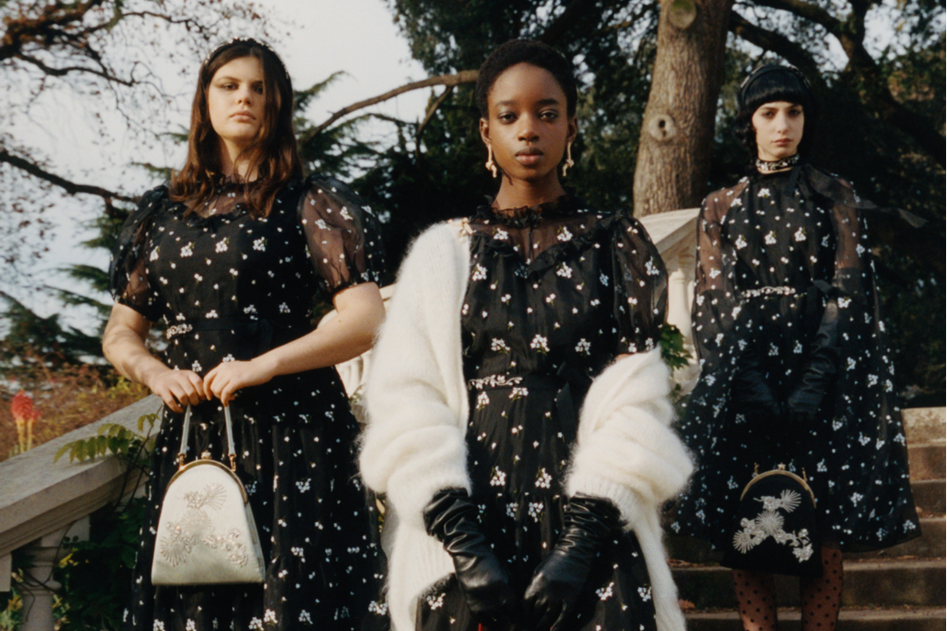 Erdem Pre- Fall 2021 Collection