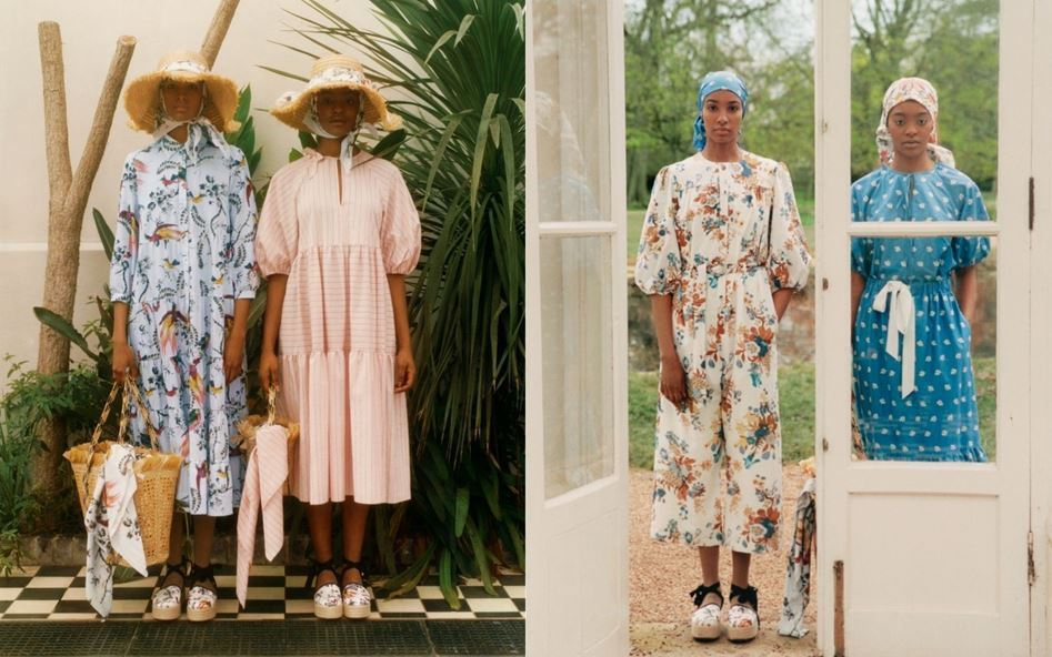 Erdem Vacation Collection  2021